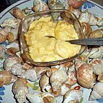 recette Bulots a la mayonnaise