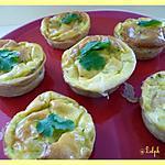 recette Bouchées de poisson créole.