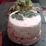 recette terrine de saumon au saint félicien