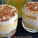 recette Tiramisu crème au citron et Limoncello