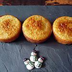 recette Minis cakes aux kiwis