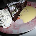 recette Le choupette fondant au chocolat de mr gourmand
