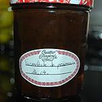 recette marmelade de pruneaux