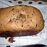 recette Brioche MAP aux pepites de chocolat