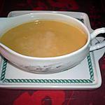 recette Sauce à l'oignon express