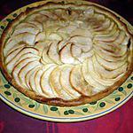 Tarte ananas/pommes