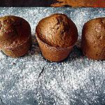 recette muffins au caramel