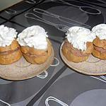 recette Choux mascarpone chocolat