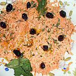 Carottes rapées au yaourt de brebis