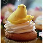 recette ~Cupcakes de Pâques~