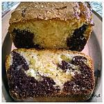 recette Cake au yaourt marbré