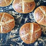 recette pain au lait