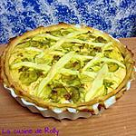 recette Quiche aux courgettes et fromage frais
