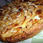 recette Tarte aux pommes à la créme mascarpone