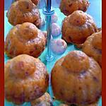 recette Bouchées au chorizo