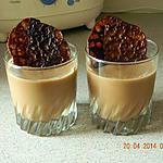 recette Crème Carambar pâte spéculoos et tulle Carambar