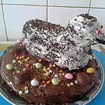 recette Mon premier gâteau pâques au 3 chocolats