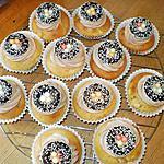 recette cupcakes aux pommes et aux spéculoos joyeuses paques