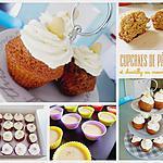recette Cupcakes de Pâques et chantilly au cream cheese