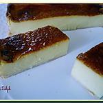 recette Flan pâtissier de Saloua