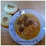 recette Soupe Algérienne aux vermicelles (Jeri douida)