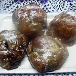 recette Pommes en chemises fourrées à la confiture de gelée de myrte. de italmo.