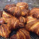 recette Croissants pur beurre