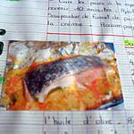 recette saumon en papillote des iles