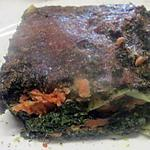 recette lasagne aux épinards et saumon rose
