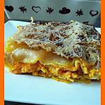 recette Lasagnes poulet carottes