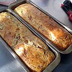 recette Cake lardons champignon fromage