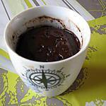 recette Dessert au chocolat express