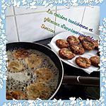 recette Beignet de chou fleur