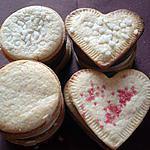 recette Petits biscuits aux fruits secs exotiques
