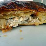 recette Petites tourtes au poulet et champignons