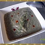 recette Velouté d'aubergine