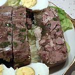 recette Pâté de tête persillé ou fromage de tête