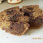 recette Marbré cacao