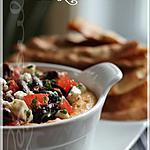 recette ~Houmous de la méditerranée~