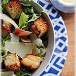 recette ~Salade César~