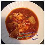 recette Chakchouka de tomate