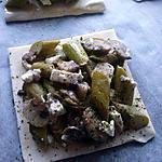 recette Coussins aux asperges