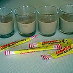 recette Petite crème au carambar