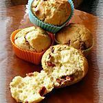 recette Muffins aux baies de Goji