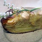 recette Gâteau aux pommes et mascarpone.