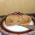 cake à la patate douce et aux noix de pécan