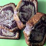 recette Excellent marbré au chocolat
