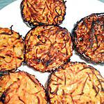 recette Galettes de pommes de terre et carotte