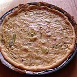 recette Quiche poireaux/asperges/bacon