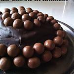 recette Gâteau reine de Saba et bonbon chocolat